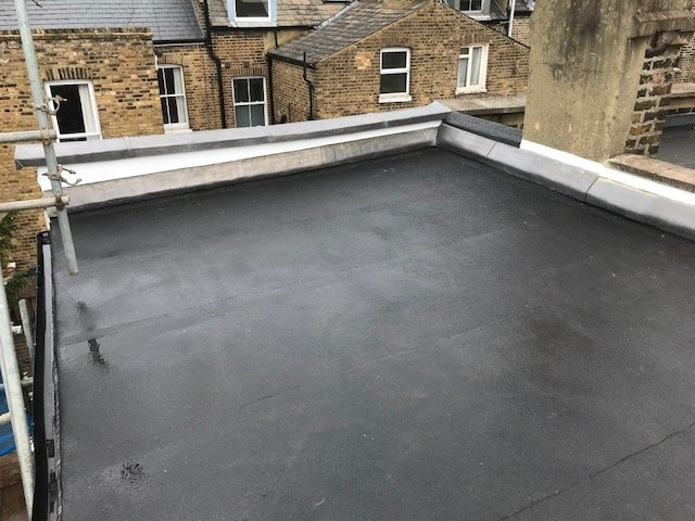 flat roof refurbishment